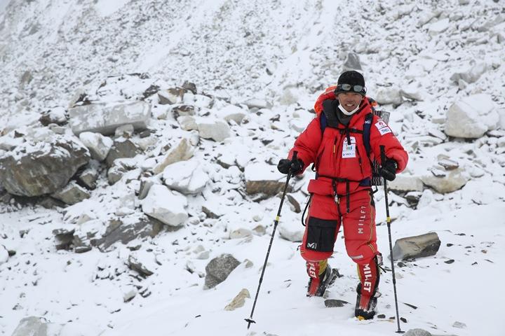 ちゃんと苦しんでいるか」 苛酷な挑戦にこそ学びと成長がある|登山家 ...